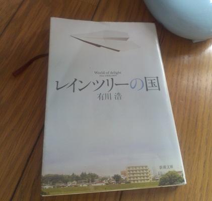 レインツリーの国有川浩